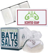 Eau d'Italie Bath Salts and Scented Soap Duo