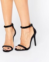 Missguided Rounded Strap Barely There