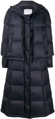 HUGO BOSS Padded Jacket With Detachable Length