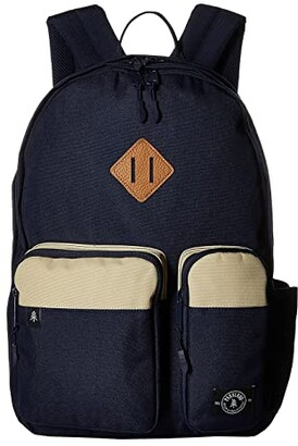 Parkland The Academy (Blue Stone) Backpack Bags