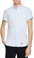 Superdry Ultimate Short Sleeve Oxford Regular Fit Button Down Shirt