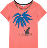 Little Marc Jacobs T-shirt with a print
