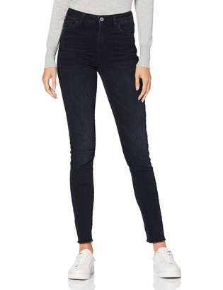Find. Amazon Brand Women's Frayed Hem Straight Jeans