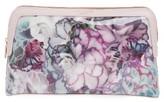 Ted Baker Large Illuminated Bloom Cosmetics Case
