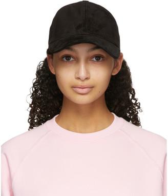 Rag & Bone Black Marilyn Baseball Cap