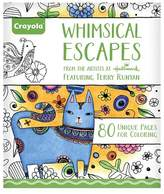 Crayola Aged Up Coloring Book - Whimsical Escapes