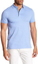Jared Lang Short Sleeve Polo