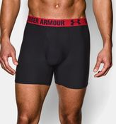 "Under Armour Men's UA HeatGear® Performance 6\"" Boxerjock® 2-Pack"