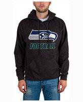 Junk Food Clothing Men's Seattle Seahawks Wing-T Formation Hoodie