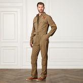 Ralph Lauren Purple Label Earlston Cotton Flight Suit