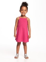 Old Navy Fit & Flare Cami Dress for Toddler