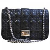 Christian Dior Miss leather handbag