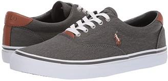 Polo Ralph Lauren Thorton (Black Washed Twill) Men's Shoes