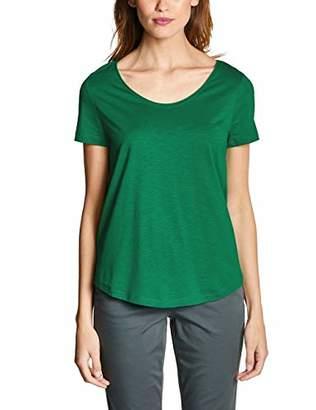 Street One Women's 31 Gerda T-Shirt, (Neo Grey 11017), 10 (Size: )