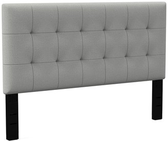 west elm Modern Grid-Tufted Headboard