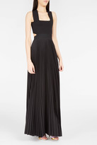 A.L.C. Siddall Cold-Shoulder Maxi Dress