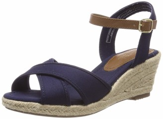 Tom Tailor Women's 695200930 Strappy Sandals