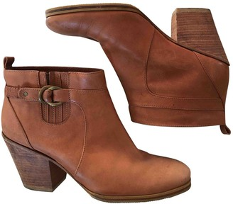 Rachel Comey \N Brown Leather Ankle boots