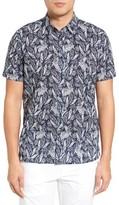 Ted Baker Men's Loyaal Print Shirt