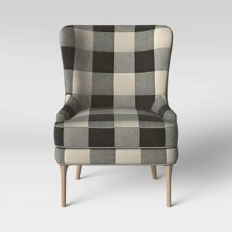 Threshold Cheswold Wingback Chair