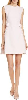 Ted Baker Meline Side Bow Detail Dress