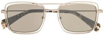 Yohji Yamamoto Square Frame Sunglasses
