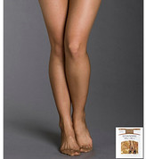 Berkshire Ultra Sheer Reinforced Toe Pantyhose with Control Top
