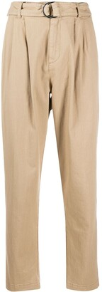 P.A.R.O.S.H. High Waisted Tapered Trousers