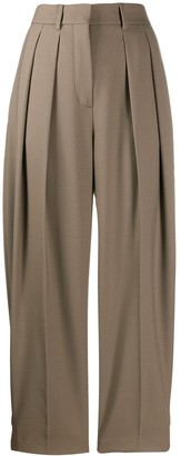 See by Chloe pleated trousers