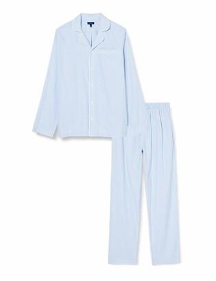 Gant Men's Pajama Set Shirt Classic Stripe Pyjama