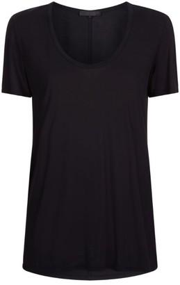 The Row Stilton Scoop Neck T-Shirt