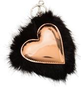 Stella McCartney Heart Key Ring