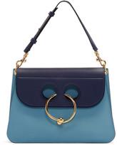 J.W.Anderson Blue Medium Pierce Bag
