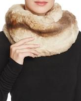 Badgley Mischka Faux Fur Neck Warmer