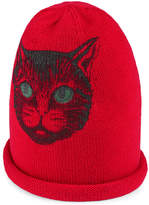 Gucci Wool hat with Mystic Cat