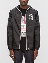 Billionaire Boys Club One Point Helmet Zip Hooded Jacket