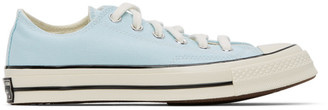 Converse Blue Chuck 70 OX Sneakers