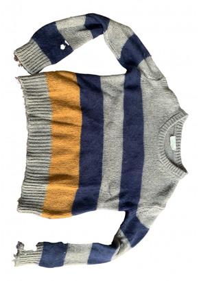 Forte Forte Grey Wool Knitwear