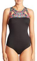 OndadeMar Miranda Prisma One-Piece Swimsuit