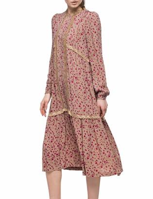Replay Women's W9534 .000.71838 Dress