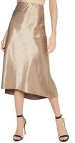 Bardot Bronze Skirt