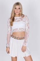 Raga Autumn Glory Flowy Skirt