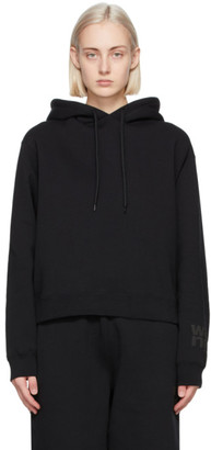 alexanderwang.t Black Foundation Terry Hoodie