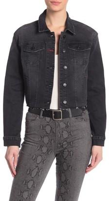 STS Blue Miley Cutoff Cropped Denim Jacket