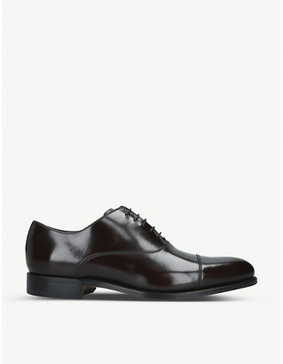 Barker Windsford leather oxford shoes