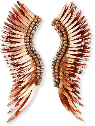 Mignonne Gavigan Mega Madeline Pearly Winged Earrings