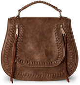 Urban Expressions Nutmeg Chloe Saddle Bag