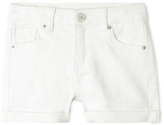Milkshake Mid-Rise Cuff Shorts