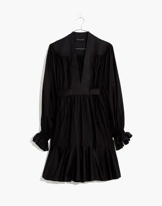 Madewell Karen Walker Dandelion Mini Dress