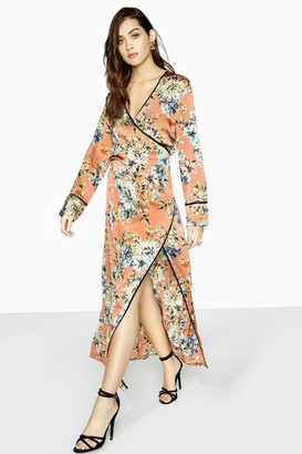 Girls On Film Outlet Camel Silky Maxi